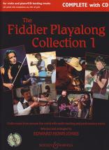 The Fiddler Playalong Collection + Cd - Violon