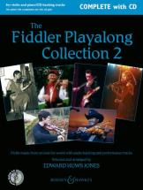 The Fiddler Playalong Collection Vol. 2 - Violin  And Piano, Guitar Ad Lib.