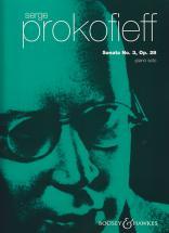 Prokofieff Serge - Sonata N° 3 Op 28