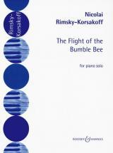 Rimsky-korsakov Nikolai - The Flight Of The Bumble Bee - Piano