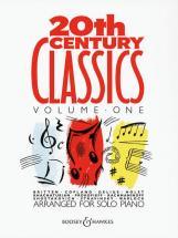 20th Century Piano Classics Vol.1 Piano
