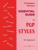 Norton Christopher - Essential Guide To Pop Styles - Piano