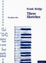 Bridge Frank - Three Sketches - Piano
