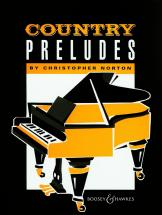 Norton Christopher - Country Preludes - Piano