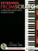Norton Christopher - Keyboards From Scratch + Cd - Piano (keyboard)