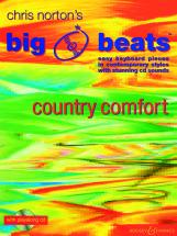Norton Christopher - Big Beats Country Comfort + Cd - Piano