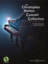 Norton Christopher - Concert Collection Vol.1 + Cd - Piano