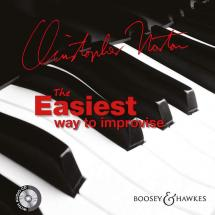 Norton Christopher - The Easiest Way To Improvise + Cd - Piano