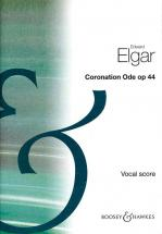 Elgar Edward - Coronation Ode Op. 44 - Soloists , Choir And Orchestra