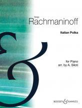 Rachmaninoff Sergei Wassiljewitsch - Italian Polka - Piano