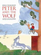 Prokofiev Sergei - Peter And The Wolf - Piano