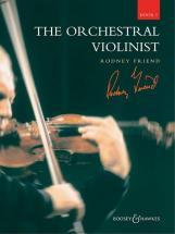 The Orchestral Violinist   Vol. 1 - Violin