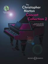 Norton Christopher - Concert Collection Vol.2 + Cd - Piano