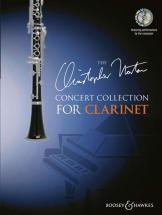 Norton Christopher - Concert Collection For Clarinet + Cd - Clarinette, Piano
