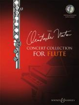 Norton Christopher - Concert Collection For Flute + Cd - Flute And Piano