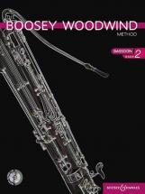 The Boosey Woodwind Method Bassoon   Vol. 2 + Cd - Bassoon