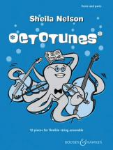 Nelson Sheila M. - Octotunes - Flexible String Ensemble