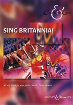 Jackson Stephen - Sing Britannia ! - Mixed Choir A Cappella