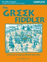 The Greek Fiddler - Violin  And Piano, Guitar Ad Lib.