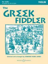 The Greek Fiddler - Violin , Guitar Ad Lib.