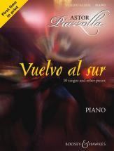 Piazzolla Astor - Vuelvo Al Sur - Piano