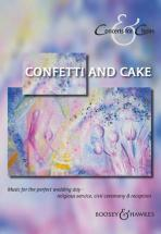 Guest David - Confetti And Cake - Mixed Choir A Cappella Or With Piano