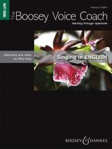 The Boosey Voice Coach - Medium/low Voice And Piano