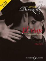 Piazzolla Astor - El Viaje - Piano