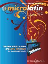 Norton Christopher - Microlatin + Cd - Piano