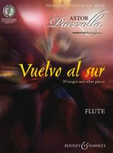 Piazzola Astor - Vuelvo Al Sur - Flute And Piano