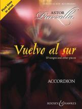 Piazzolla Astor - Vuelvo Al Sur - Accordion