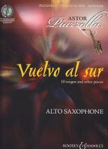 Piazzolla A. - Vuelvo Al Sur - Saxophone Alto + Cd
