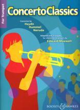 Maxwell Edward - Concerto Classics For Trumpet