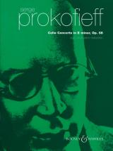Prokofiev S. - Cello Concerto In E Minor Op.58 - Cello And Orchestra