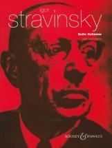 Stravinsky Igor - Suite Italienne - Cello And Piano