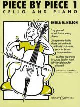 Piece By Piece Vol. 1 - Cello And Piano