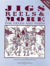 Jigs, Reels & More - Cello And Piano