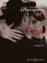 Piazzola Astor - El Viaje - Violin And Piano