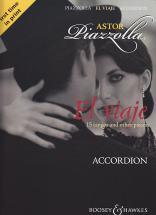 Piazzolla Astor - El Viaje - Accordeon