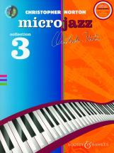 Norton Christopher - Microjazz Collection 3 + Cd - Piano