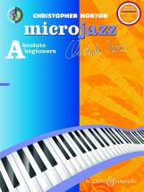Norton Christopher - Microjazz For Absolute Beginners + Cd - Piano