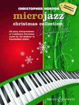 Norton Christopher - Microjazz Christmas Collection (débutant - Intermédiaire)  - Piano