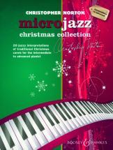 Norton Christopher - Microjazz Christmas Collection (intermédiaire - Avancé) - Piano