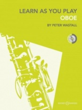 Wastall Peter - Learn As You Play Oboe