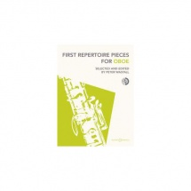 Wastall Peter - First Repertoire Pieces For Oboe