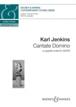 Jenkins Karl - Cantate Domino, A Cappella Motet For Ssatb