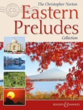 The Christopher Norton Eastern Preludes Collection - Piano