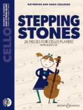 Colledge - Stepping Stones - Violoncelle + Cd