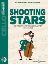 Colledge K. And H. - Shooting Stars - Violoncelle