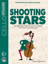 Colledge K. And H. - Shooting Stars - Violoncelle and Piano + Online Audio